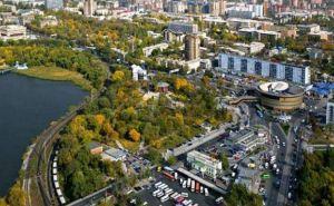 Донецк в очередной раз подвергся обстрелам (видео)