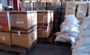 В Северодонецк доставили 35 тонн гуманитарки (фото)