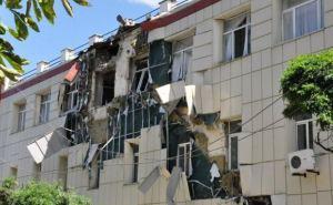 В Луганске восстанавливают школы и садики, пострадавшие от обстрелов
