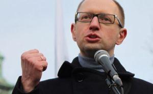 Гуманитарная катастрофа на Донбассе будет на совести Кремля. —Яценюк