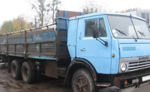 В Станично-Луганском районе на фугасе подорвался «Камаз». Водитель погиб