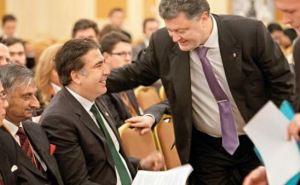 Украина должна родить своего Саакашвили. —Выступления на митинге в Харькове