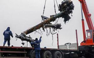 Обломки Boeing -777 доставят в Харьков