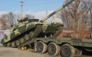 В Харькове начали отгрузку десяти «Булатов» для АТО