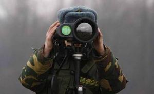 В Луганской области под обстрел попала колонна украинских военных