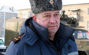 В самопровозглашенной ЛНР представили министра по чрезвычайным ситуациям