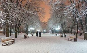 Погода в Луганске на выходные: температура опустится до -19°С
