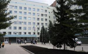 В акции протеста под стенами Харьковской мэрии есть пострадавшие