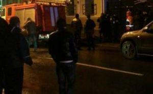 В Харькове ночью взорвали магазин активиста Евромайдана