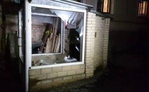 Активисты называют ночной взрыв в Харькове местью за вчерашний штурм горсовета