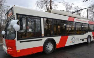 В Краснодоне стартовала программа модернизации троллейбусного парка