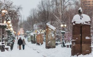 Ночь в Донецке прошла спокойно, без активных боевых действий