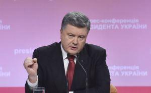 Порошенко заявил, что Украина не будет отключать газ на Донбассе
