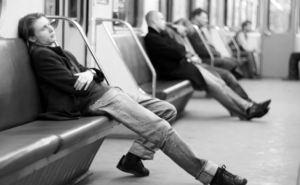 Харьковских студентов поздравили с Новым годом отменой льготного проезда в метро