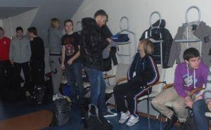 Футболисты луганской «Зари» возвращаются к работе (фото, видео)