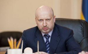 Верховная рада Украины досрочно прекратила полномочия Турчинова