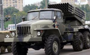 Луганская область под обстрелом из артиллерии и «Градов»: люди прячутся в подвалах