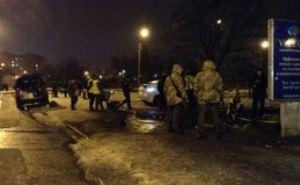 В Харькове объявлена антитеррористическая операция