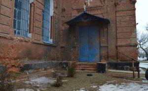 Последствия обстрела в Трехизбенке: пострадала православная церковь (фото)