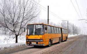 В Донецкой области снизился пассажиропоток
