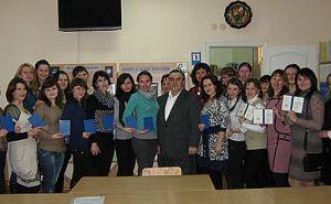 В луганском вузе уже начали выдавать дипломы