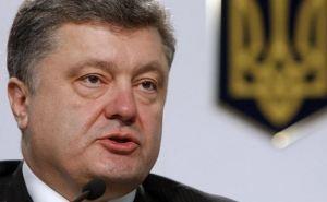 Порошенко считает, что необходимо провести выборы на Донбассе для стабилизации ситуации