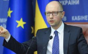 Яценюк требует от губернаторов план на случай перехода экономики на военные рельсы