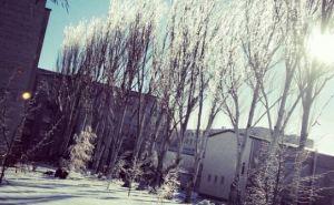Луганск 27января: в городе проблемы с водой и слышны звуки залпов