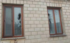 Последствия обстрела Луганска 27января (фото)