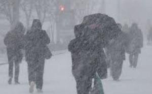 В Луганске объявили штормовое предупреждение