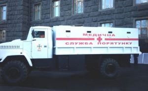 В Донецкую область прибыли два бронированных «КрАЗа» для эвакуации мирных жителей