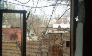 Боевые действия в Донецке: попадание снарядов в храмы, пять погибших
