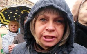 52-летнюю жительницу Чугуева  признали виновной в избиении «майдановца»