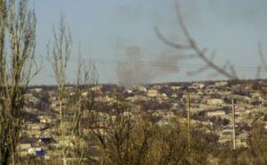 В Луганске под обстрел попал Камброд. —Местные жители (фото)