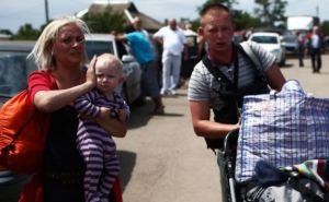 В Украине уже более миллиона переселенцев из зоны АТО. —ООН