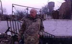 В традиционно горячих точках Луганской области ночь прошла спокойно. —Москаль