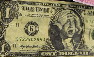 Доллар с гривной играют в качели. —Украинцы в Twitter о курсе валют