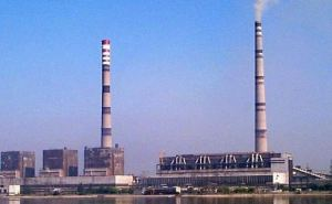 Углегорскую ТЭС остановили из-за отсутствия угля
