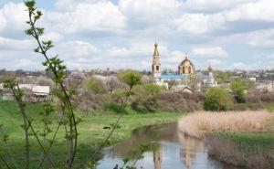 Коммунальщики начали расчистку реки Лугань от заторов
