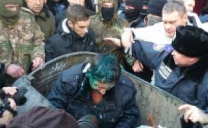 Генпрокуратура взялась за харьковских «мусорных люстраторов»