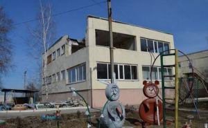 Попасная после обстрелов: пострадали 3 школы, 2 детских сада и поликлиника (фото)