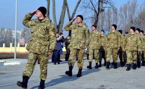 Из Харькова в армию  отправили 200 мобилизованных офицеров