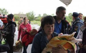 В Донецкой области на учет взяли более 300 тысяч семей из зоны АТО