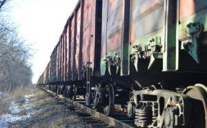 На Луганщине подорвали железнодорожный мост с угольным эшелоном