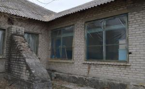 В Станично-Луганском районе обстрелами разрушен 21 объект социальной сферы (фото)
