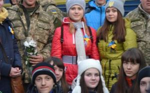 Группа детей из зоны АТО выехала на отдых в Румынию (фото)