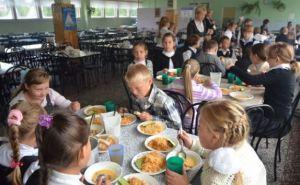 В самопровозглашенной ЛНР обещают, что будут бесплатно кормить школьников с 1 по 9 класс