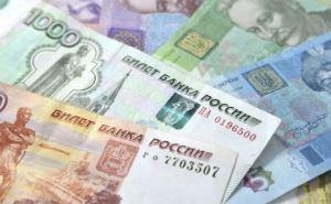 В самопровозглашенной ЛНР будут следить, чтобы курс гривны к рублю во всех магазинах был 1:2