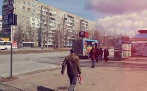 Апрель в Луганске: свежие фото города