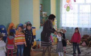 В Станице Луганской возобновили работу детского сада, закрытого из-за боевых действий